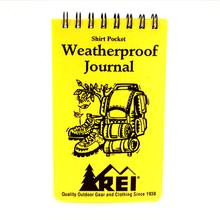 REI Waterproof Journal